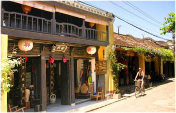 THE BIKING TOUR - DISCOVERY HOI AN